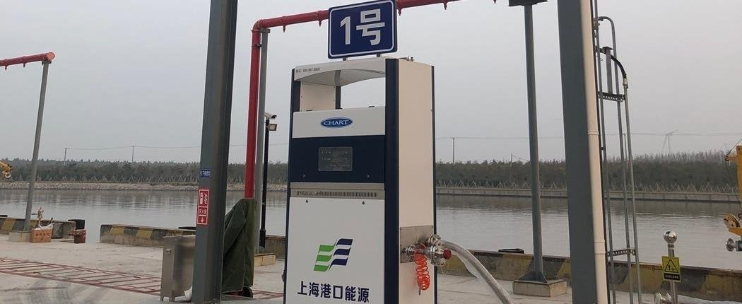 LNG dispensers for vehicle fueling and bunkering