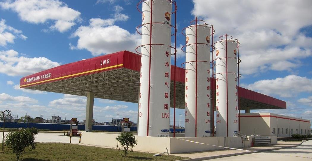 Permanent LNG Fueling Station