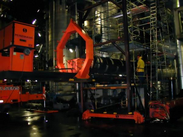 IMB service and maintenance