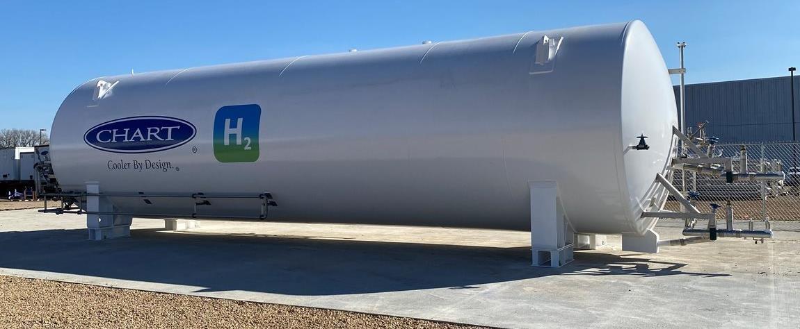 hydrogen vehicle fueling Station